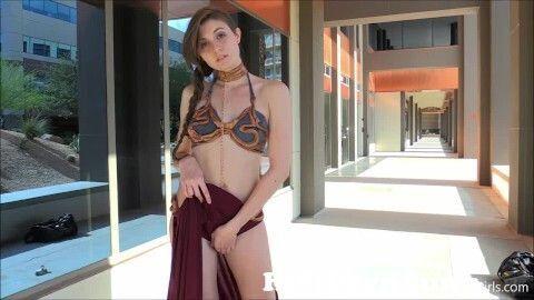 View Full Screen: tall leggy eva cosplay and public nudity on ftvgirls com.jpg