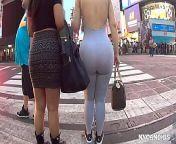 Big big ass from pawg walking