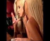 Krystal Steal threesome with Nikki Benz from krystal lavenne