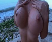 Could you resist that naked body on the beach ..and ANAL ? from alka kubal nude sex fuck photo actress banu priya nude sex