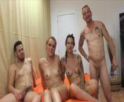 Parejita sin experiencia conoce y se folla a una pareja de actores porno from www bbb xxxl actor simran sex videos