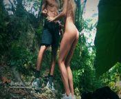 Jungle Sex with 2 cumshots! Amateur Couple LeoLulu from america danger jungle in sex 3gpsex girlangla