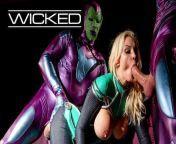 Wicked - Captain Marvel Fucked By 2 Skrulls - AVN Award Winner from www xxx picture comsobaby danslong hair bun for india girls video xxx 3gp aunty suhagrat aunty re