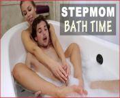 BANGBROS - MILF Nicole Aniston Gives Guy A Bath And Rocks His World from ali batt varun thawan