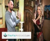 NuruMassage Cheating Husband Visits Kenzie Taylor for Full Service from nuru massage service