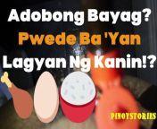 Adobong Bayag Na May Toyo, Seasoning at Asin (Katuwaan Lang, Just for Fun, Comedy, Wholesome Videos) from pelipeno