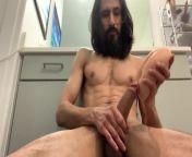 Fake pussy pounding edging big cock from gorilla sex videos man
